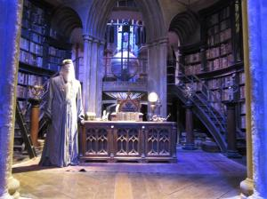 My favourite set, Dumbledore's Office